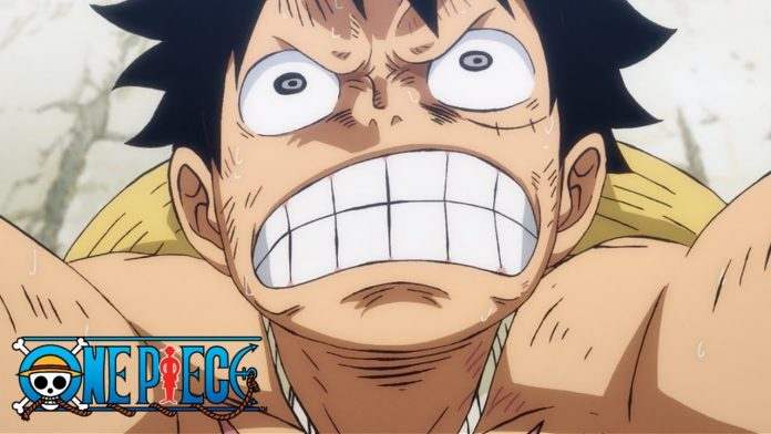 One Piece Chapter 989