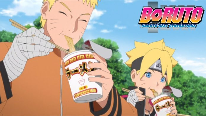 Boruto: Naruto Next Generations Chapter 51