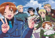 Hetalia New Anime