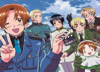 Hetalia New Anime