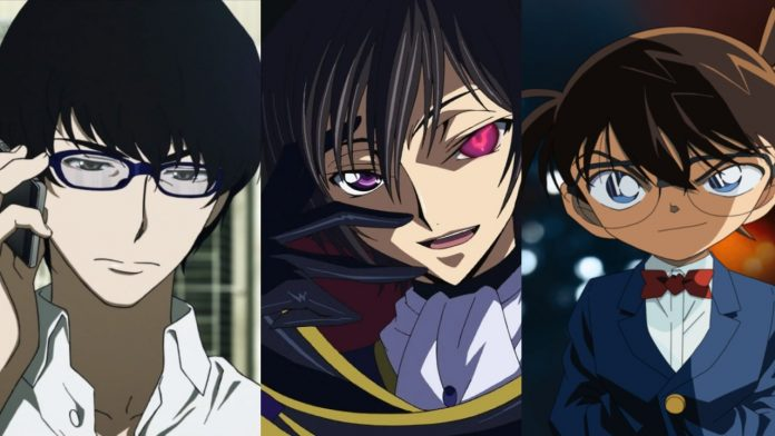 8 Smartest Anime Characters