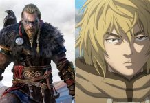 Vinland Saga and Assassins Creed Valhalla
