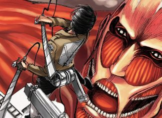 Attack on Titan Chapter 134
