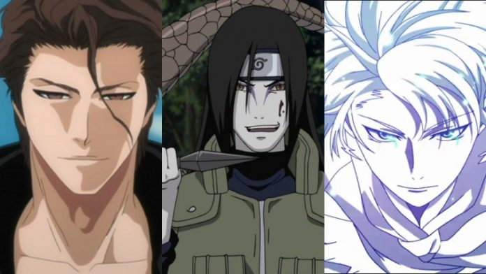 7 Anime Villains