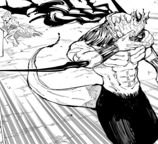 Jujutsu Kaisen Shows Mahito's New Scary Form