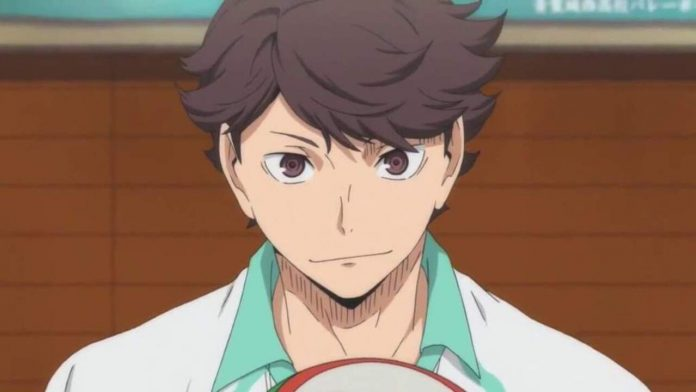 Oikawa's Return