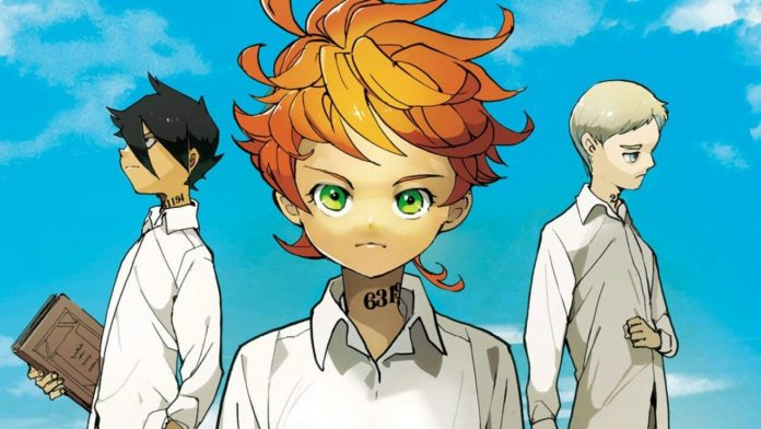 The Promised Neverland New Chapter