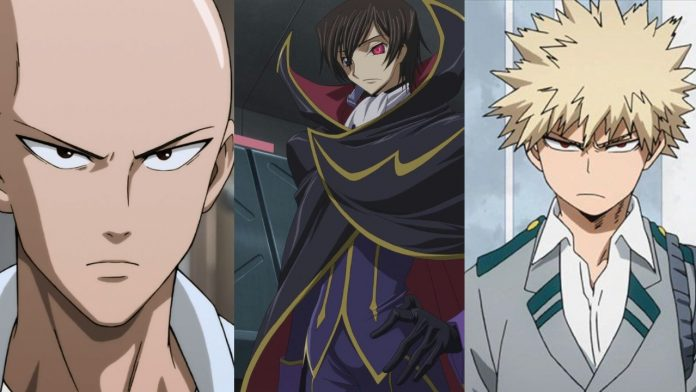 8 Anime Protagonists Who Will Perfectly Fit The Role As A Villain