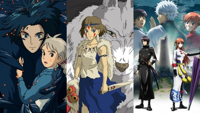 Top 15 Must Watch Anime Movies