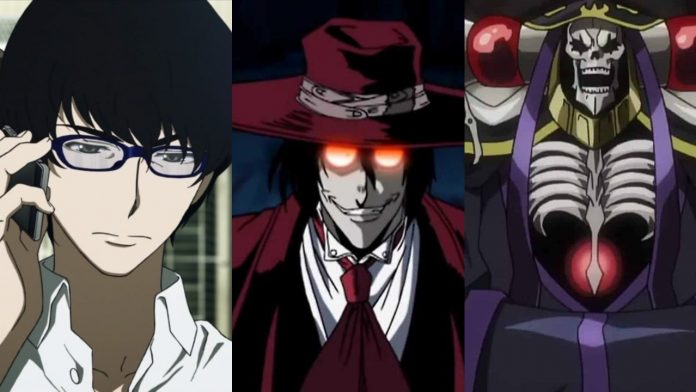 13 Anime Where The Villain Is The Main Character