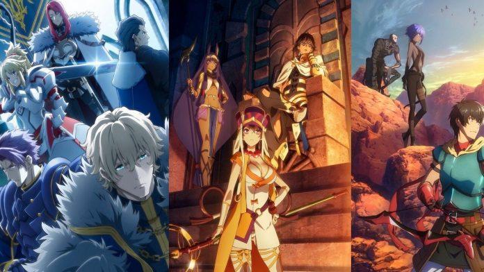 2nd Fate/Grand Anime Film