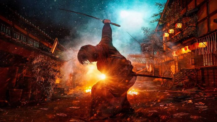Live-Action Rurouni Kenshin 'Final Chapter' Films' Teaser Trailer Released