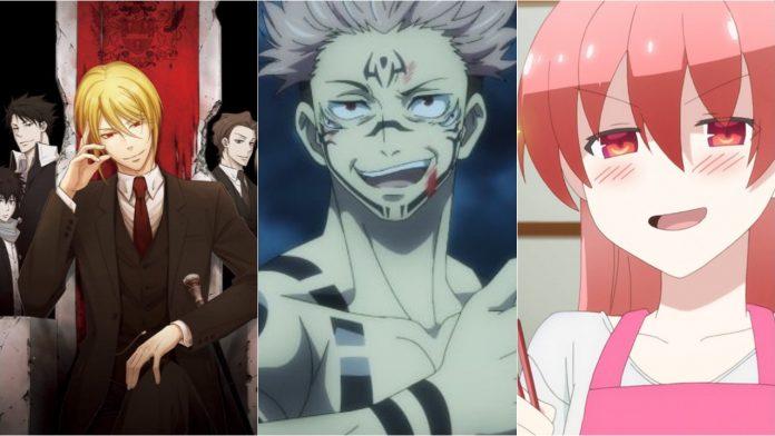 Greatest Anime Of 2020