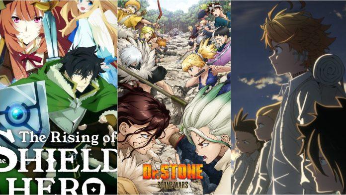 Best Anime In 2021