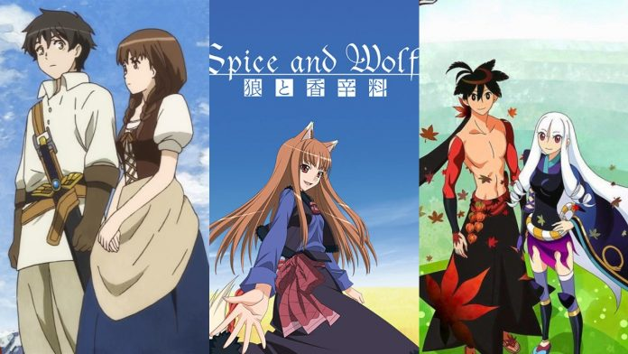 Best Anime For Spice and Wolf Fans
