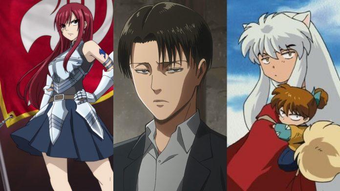 Tsundere Characters