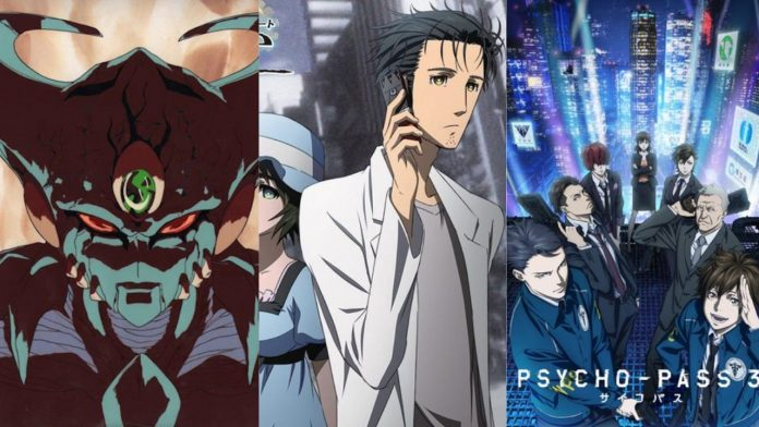 Top 15 Must Watch Science FIction Anime