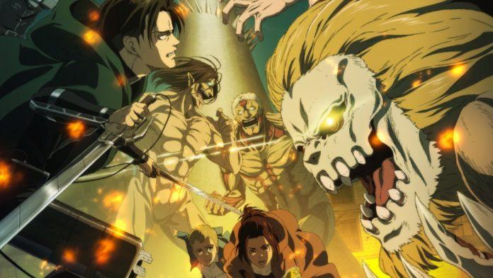 Attack on Titan: The Final Season Episode Order
