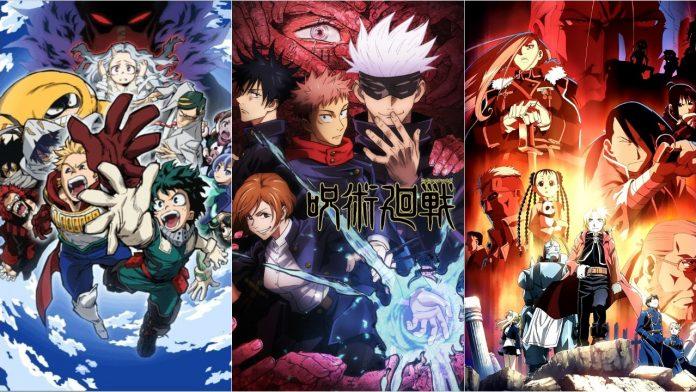 Greatest Shonen Anime
