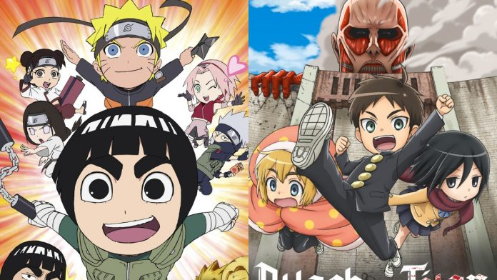 Best Anime With Comedic Spin-offs