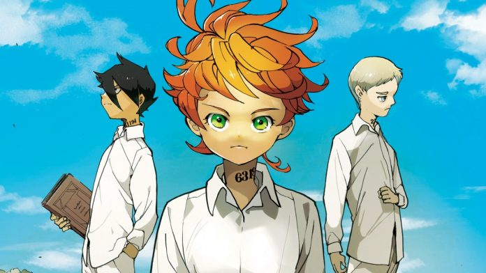 The Promised Neverland 1 Shot We Were Born