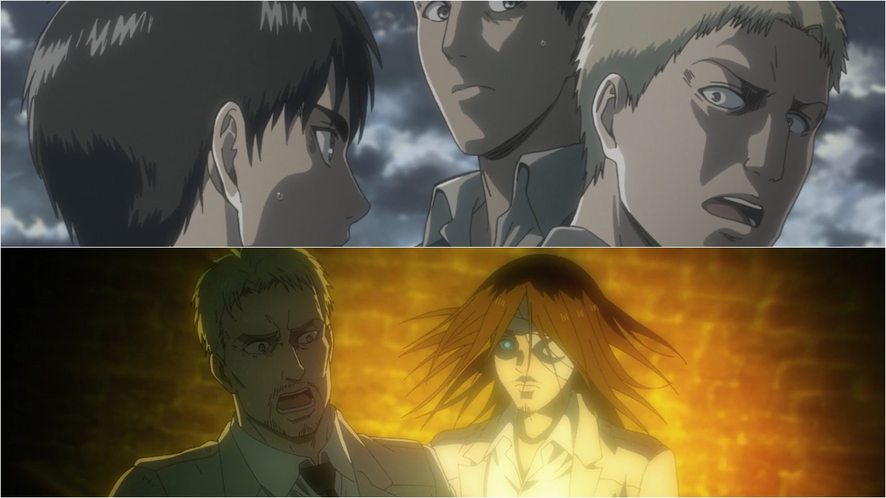 Attack On Titan New Episode Makes A Throwback To A Shocking Season 2 Moment Manga Thrill attack on titan new episode makes a