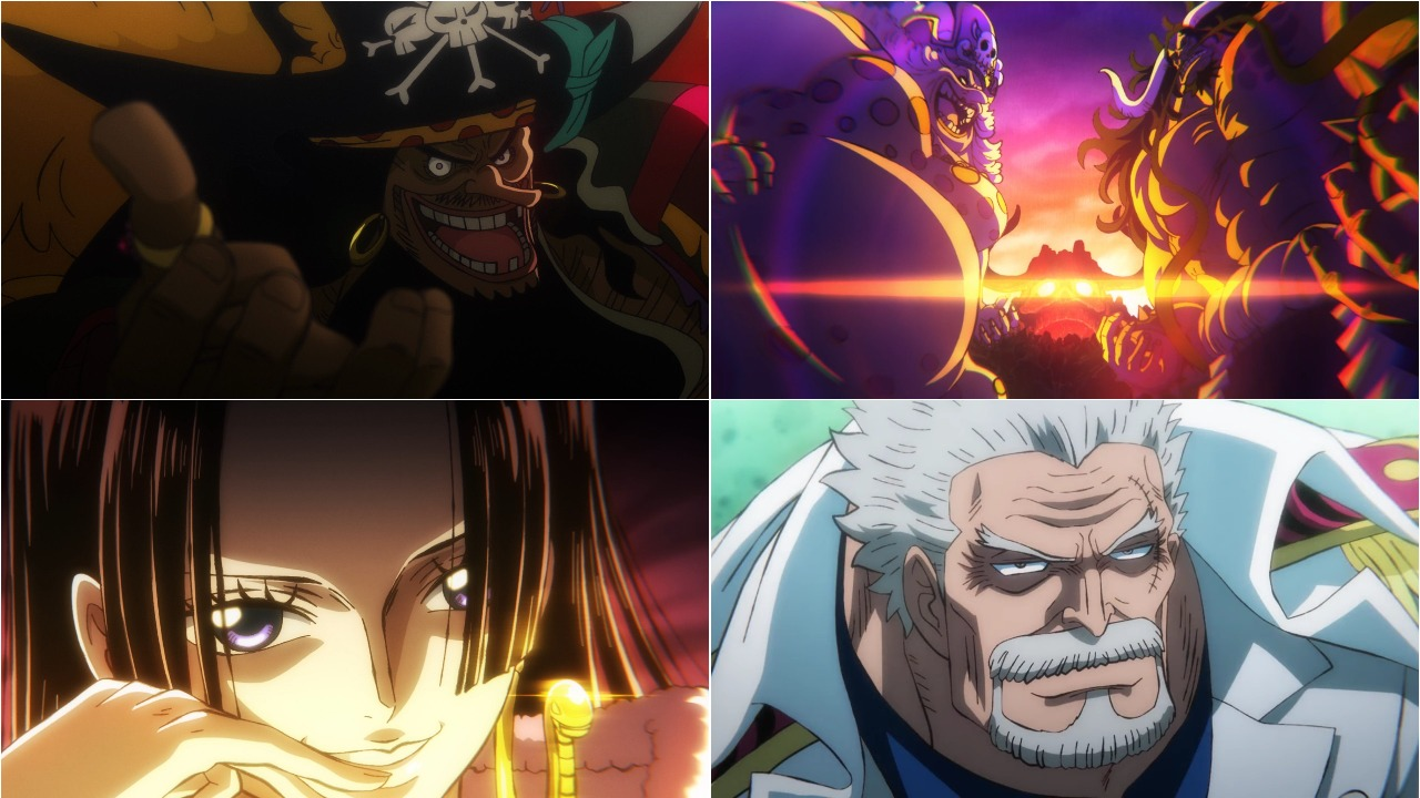 One Piece Fans Are Fascinated By Episode 957's Movie Quality Animation   Manga Thrill