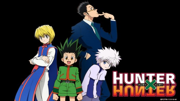 Hunter x Hunter end