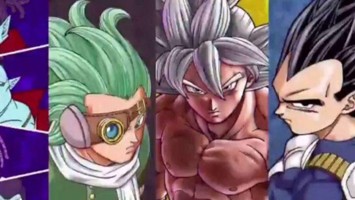 Dragon Ball Super Shares Granolah the Survivor Arc