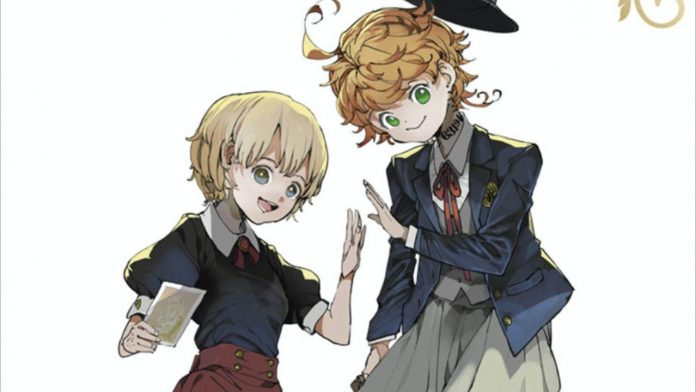 The Promised Neverland We Were Born