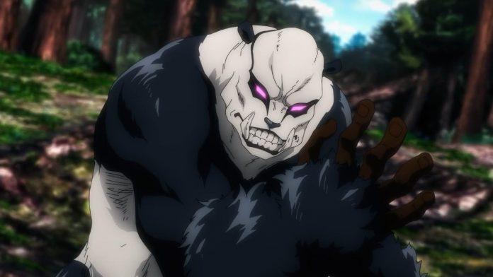 Jujutsu Kaisen Panda Gorilla
