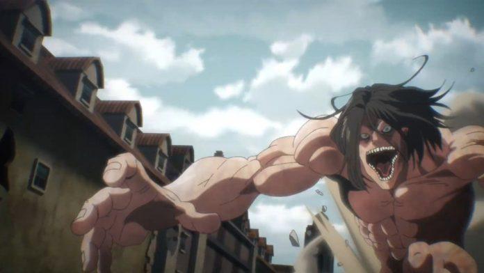 Attack on Titan Teases Eren vs Reiner Rematch