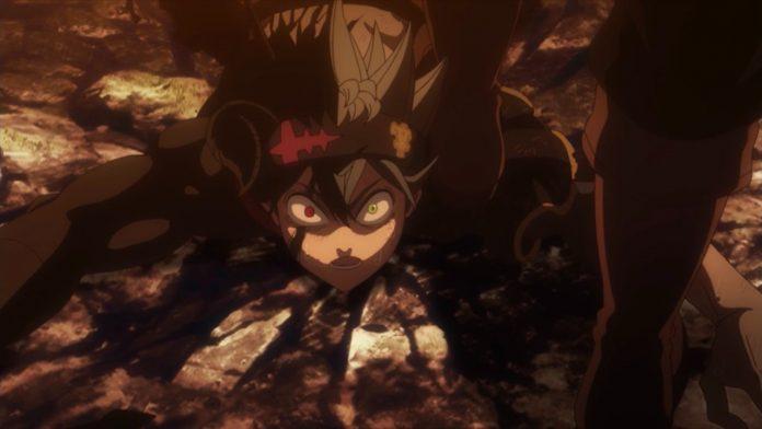 Black Clover On Toonami