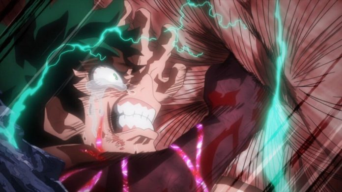 8 extreme anime fights