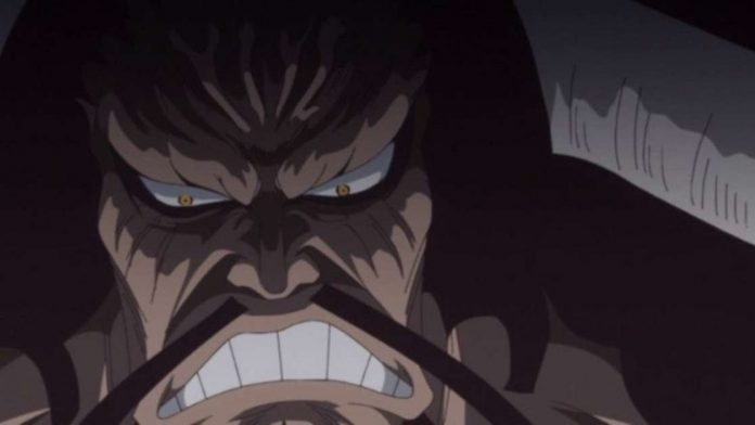 One Piece Latest Chapter Teases Kaido's New Form