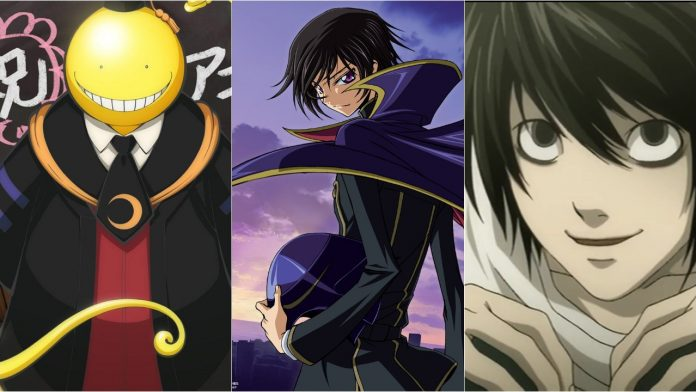 9 Anime Geniuses