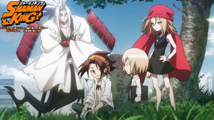 Shaman King New Anime