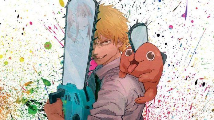 Chainsaw Man Anime