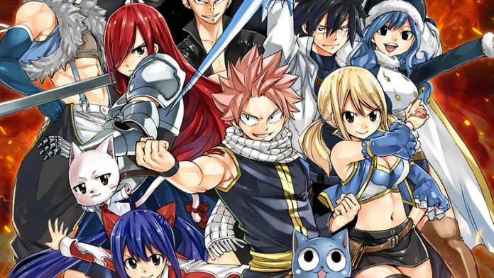 Fairy Tail Announcement