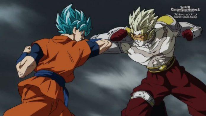 Dragon Ball Heroes Episode 33