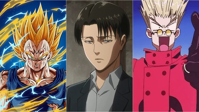 Scary Anime Characters
