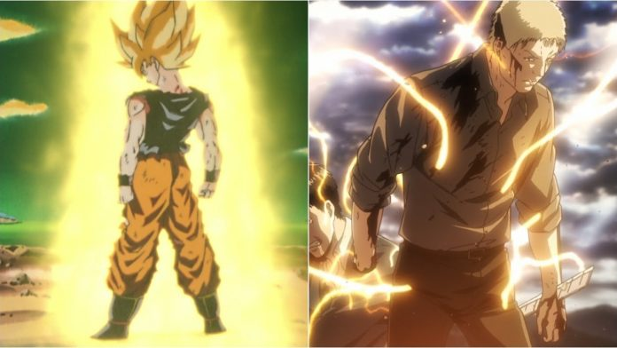 Best Anime Transformations