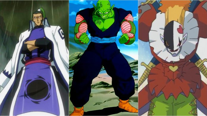 Weak Anime Villains
