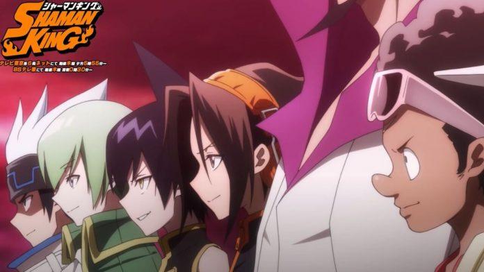 New Shaman King Anime