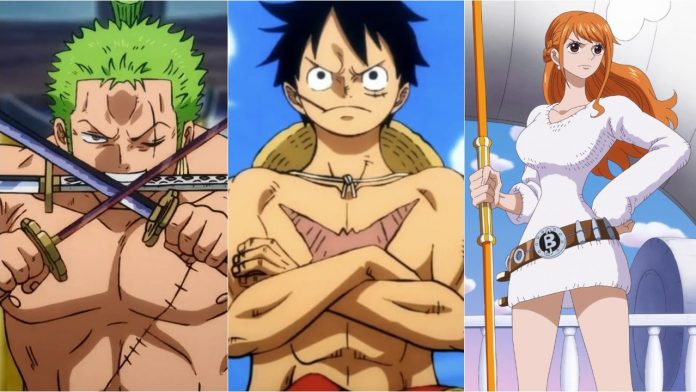 One Piece Popularity Poll