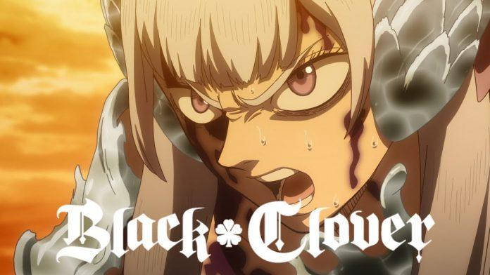 Black Clover Chapter 297