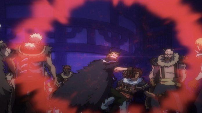 Zoro Conqueror Haki