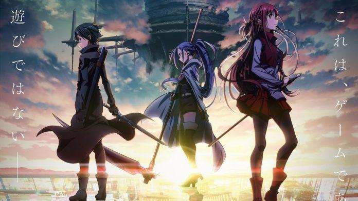Sword Art Online Progressive Anime